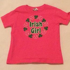 Other - Irish girl T-shirt